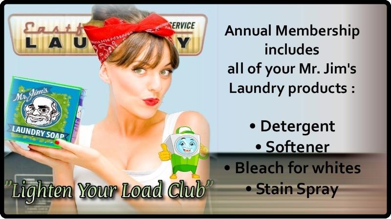 lighten your load club